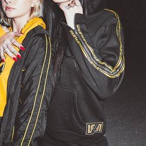 LF Zipped Hoodie